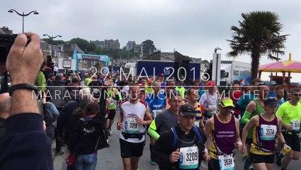 Marathon du Mont Saint Michel : au cœur de la course