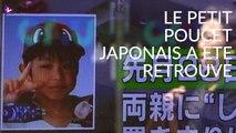 Le petit Poucet japonais retrouvé sain et sauf