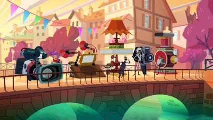 Bande Annonce Reprise du Festival International du Film d'Animation d'Annecy