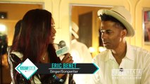 Backstage With Eric Benet Chatting About New Music, Politics & Family