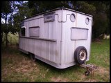 Coventry Steel Caravans present the Silver Knight 15, Vintage Caravan.