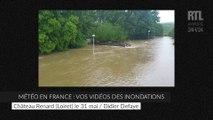 Les vidéos des inondations en France filmées par les auditeurs et lecteurs de RTL et RTL.fr