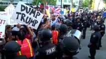 États-Unis : un meeting de Donald Trump dégénère