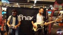 Pony Pony Run Run en showcase à la FNAC de Metz avec D!rect FM