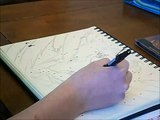 Howls Moving Castle Inking