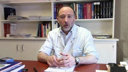 Cancer du poumon & VIH par le Pr Jacques Cadranel (vidéo 1)