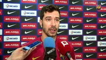 FCB Hoquei: Ricard Muñoz i Sergi Fernández prèvia Lleida-FCB Lassa [CAT]