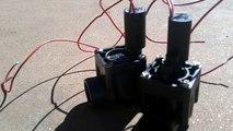 How to Repair or rebuild a hunter sprinkler control valve - Sprinkler Repair