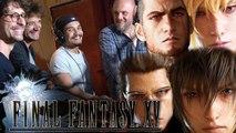 Final Fantasy XV : Rencontre avec les voix française