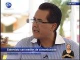 Correa se refirió a los precandidatos presidenciales
