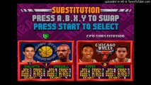 NBA Jam Team Select Hip Hop Beat (DJ Rico) 2011-20