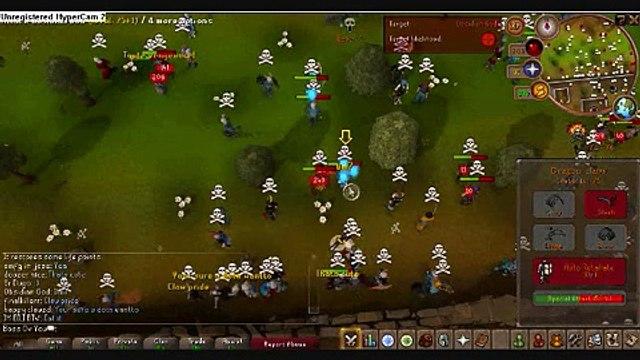 Boss Ov You Pk Vid 1 - Defence Noob Slaying w/ Dragon Claws