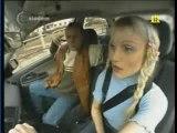 Blonde à l'auto école ^^ !