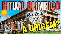 Ritual e paganismo na abertura dos jogos olímpicos – As origens das Olimpíadas.