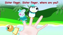 #Peppa Pig #HULK #Spiderman vs VENOM #Finger Family Song #Nursery Rhymes Collection Lyrics and more