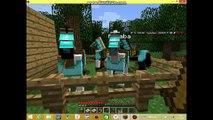 Minecraft Zor At Ailesi (Minecraft Zor Horse Family)