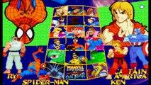 Baixar MARVEL Super Heroes vs STREET FIGHTER no android celular ou tablet