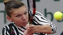 French Open Simona Halep Knocked Out In The Last 16