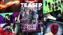 Creepy Jared Leto Joker Graces The Cover Of Empire Magazine