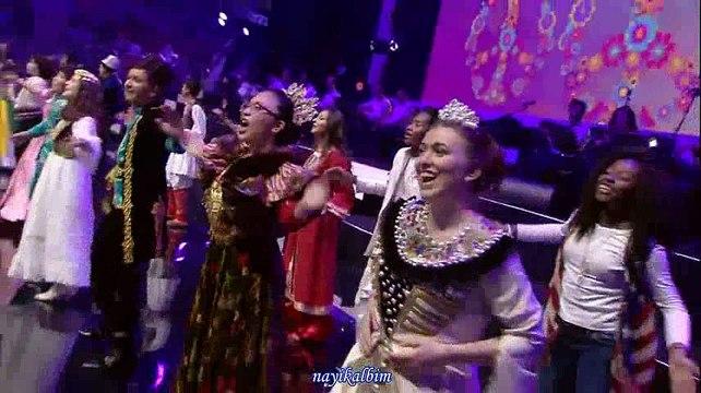 22 Yeni bir dünya IFLC 14.Türkçe Olimpiyatı Almanya 2016