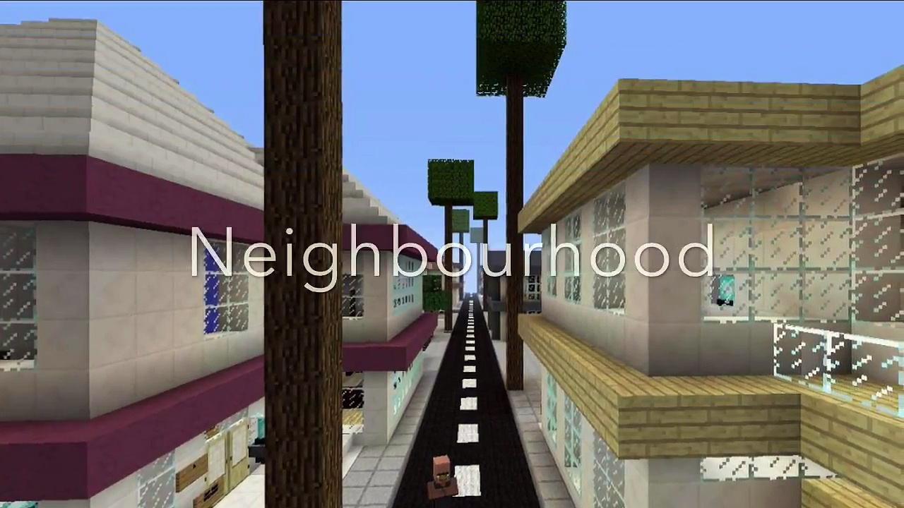Minecraft-Los Ceano Home Designs