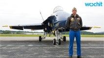 Navy Identifies Blue Angels Pilot After Fatal Crash