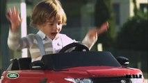 Toys''R''Us présente la Voiture Électrique 6V - Range Rover Rouge Feber