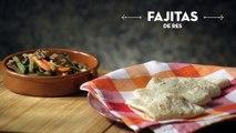 Beef Fajitas - Fajitas de Res
