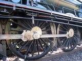 Dampf-Dampf-Dampf:Die 241.A.65 mit der 241.P.17 in Doppeltraktion