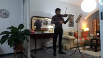 J.S. Bach - Sarabande Violin Partita 2 BWV 1004