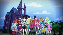 Monster High France - En cours de décomposition   Monster High