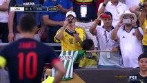 James Rodriguez Goal - USA 0 - 2 Colombia - Copa America Centenario (04.06.2016)