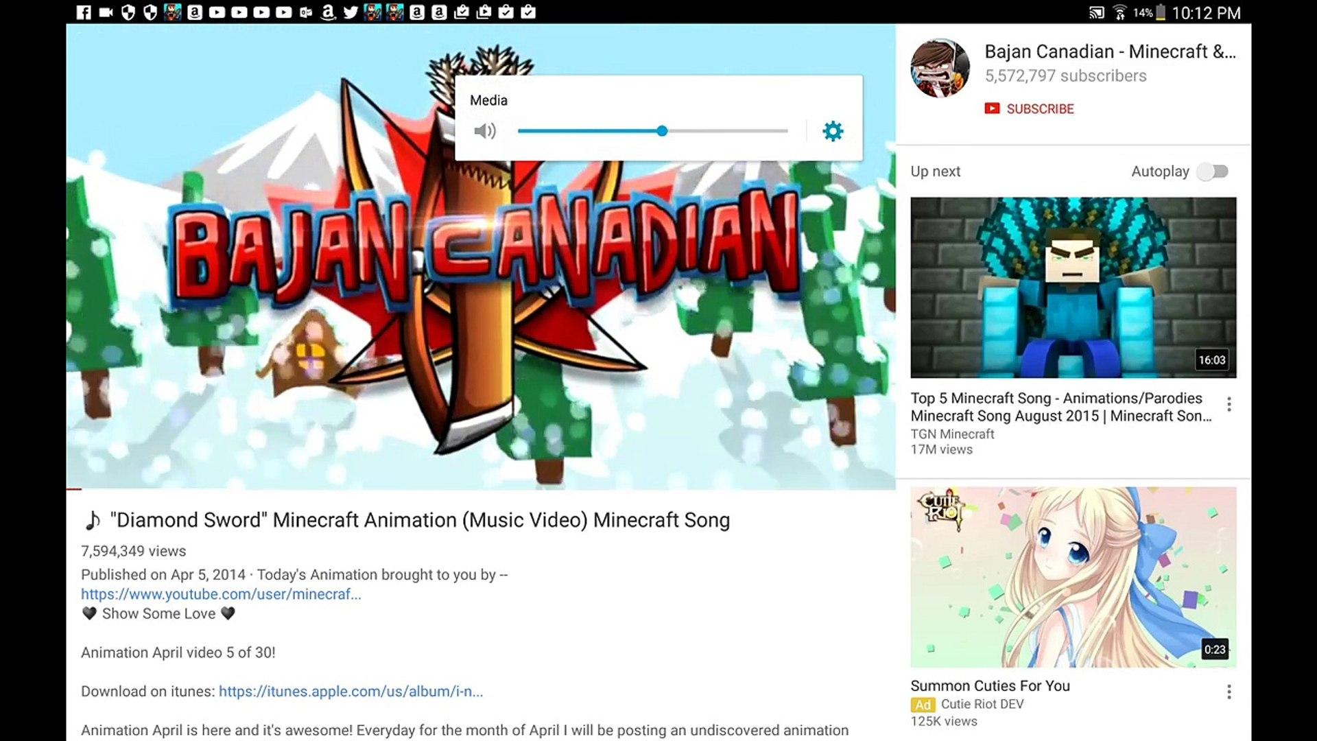 Diamond Sword  Minecraft Song  Reaction - video Dailymotion
