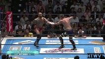 Ricochet vs. Will Ospreay Highlights HD - BOSJ '16