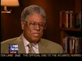 How'd you become Conservative? Sowell: Job in Government!