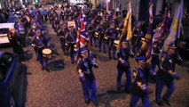 South Belfast Young Conquerors FB @ Kilcluney Volunteers Flute Band Parade 2016
