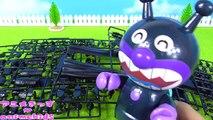 Darth Vader VS Anpanman Toys ❤ アンパンマン おもちゃ アニメ ダースベイダー animekids アニメきっず animation STARWARS Toy