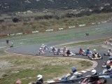 Karting x30 trophé gangeois fev 07