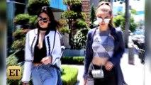Gigi Hadid Steps Out With Kendall Jenner Amid Zayn Malik Breakup Rumors