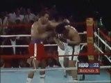 Le match de Mohamed Ali face à George Foreman