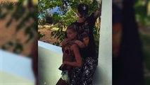 Justin Bieber & Rita Ora Cozy Up On Date Night Despite Bizarre Disguise
