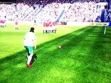 Fifa 09 Torsten Frings 25-30 yards Freekick Goal