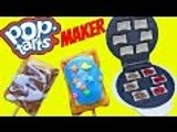 Disney | POP TARTS MAKER DIY Pop Tart Recipe Mini Dessert Pie Pastries Chocolate & Berry by DisneyCarToys