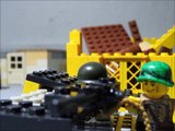 Lego WWII Hold the line Part 1