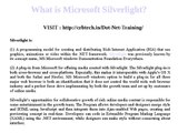What-is-Microsoft-Silverlight-Crb-Tech