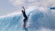 Splashworld : venez surfer sur la plus haute vague du monde