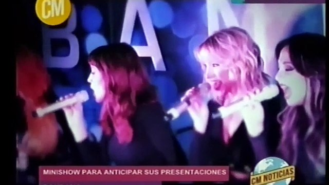"""Nara Yoli en """"CM Noticias"""" x CM (01/06/2016)"""