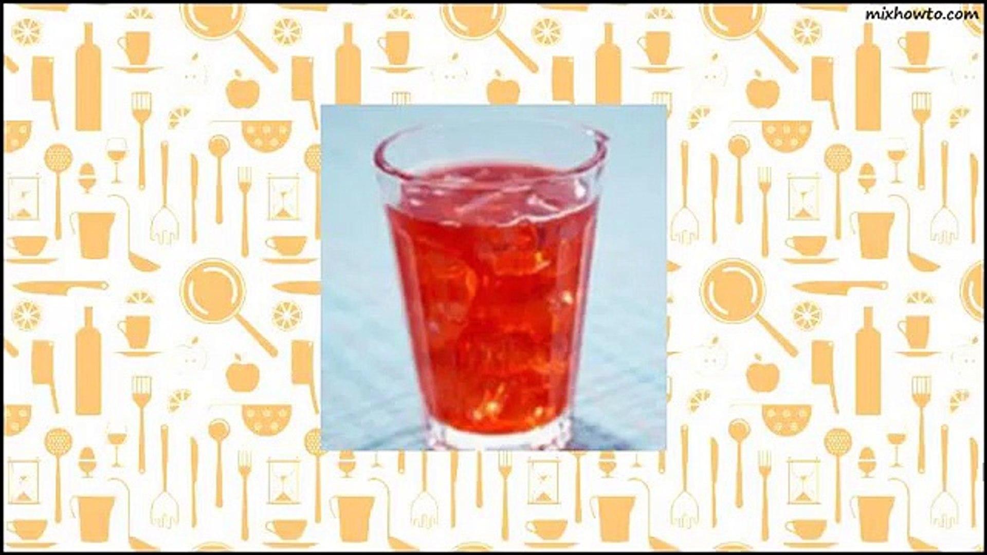 Recipe Cran Orange Iced Tea Recipe