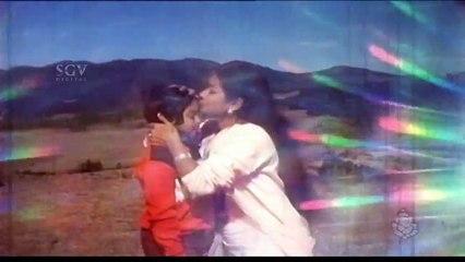 Nee Meetida Nenapellavu song 2 Nee Bareda Kadambari Movie Kannada Old songs 21 S Janaki