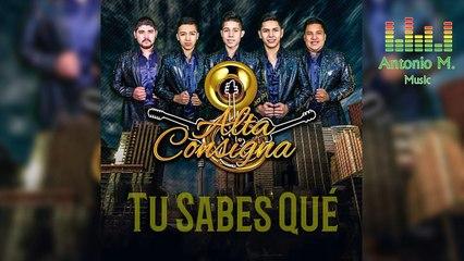 Tu Sabes Que - Alta Consigna - (En Vivo)(Canciones Ineditas) -2016-